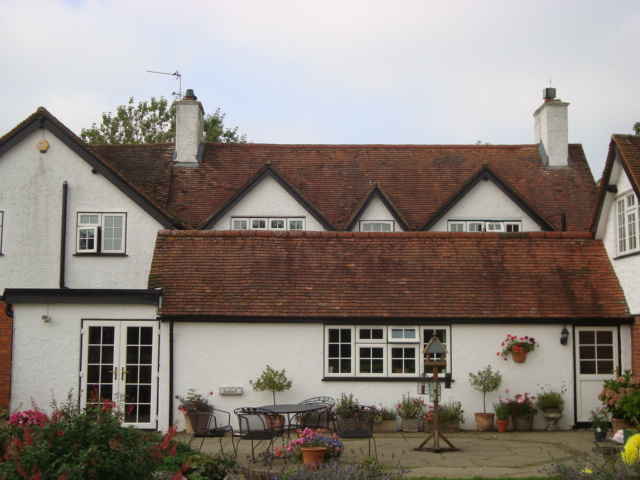 Alterations to Rothschild cottage – Cholesbury
