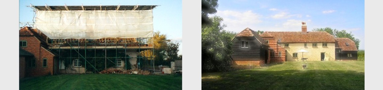 Renovation and Extension of Listed building - Hitchin