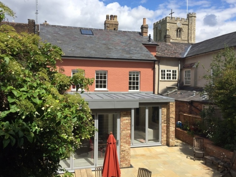 Renovation and Extension of Listed building – Berkhamsted