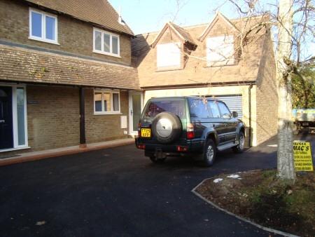 Renovation and extension – Hexton, Hertfordshire