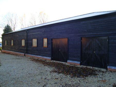 New barn – Leighton Buzzard, Beds